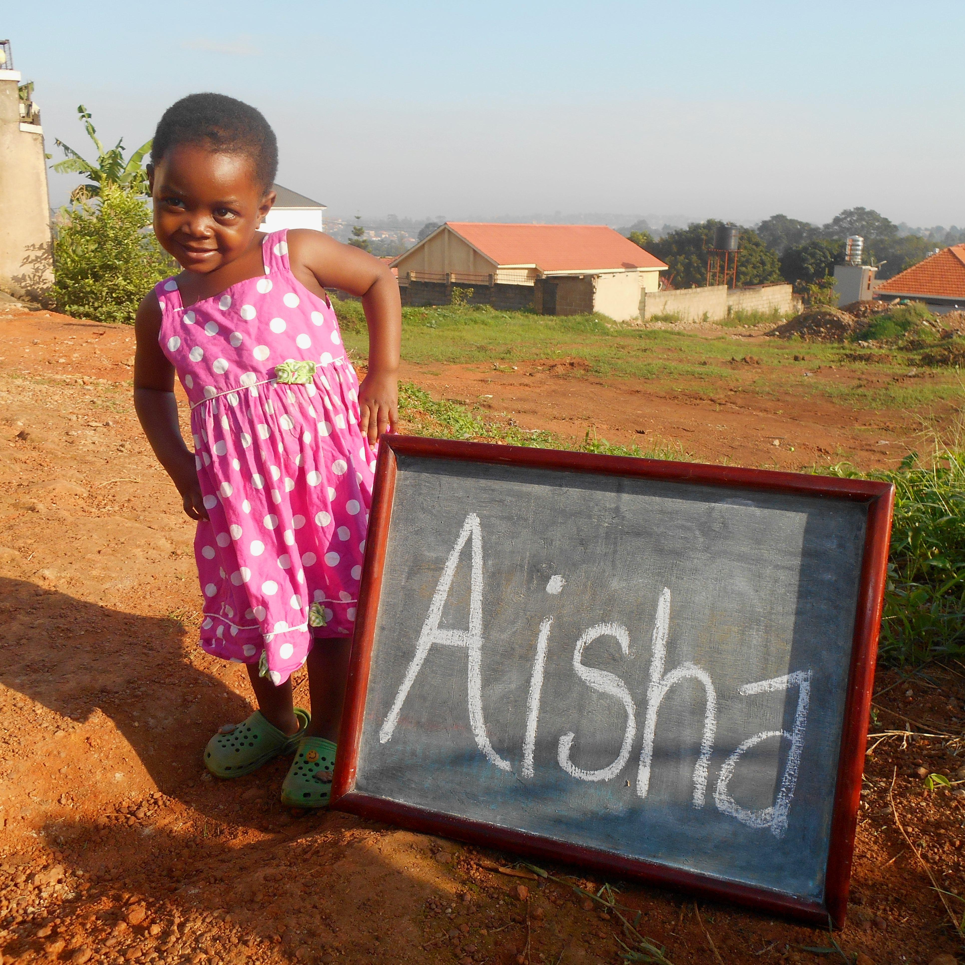 Aisha - Final Edits