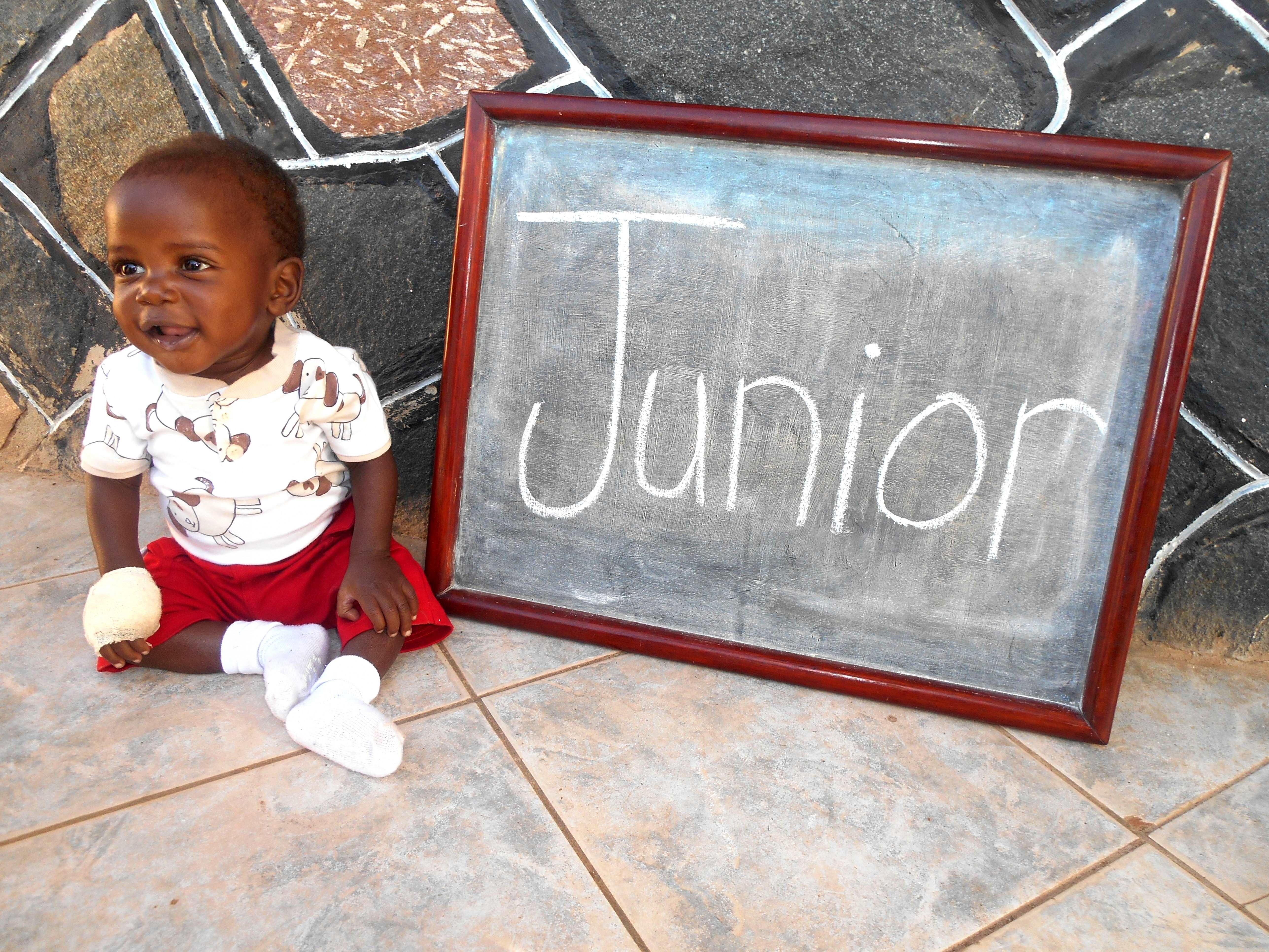 Junior - Final Edits
