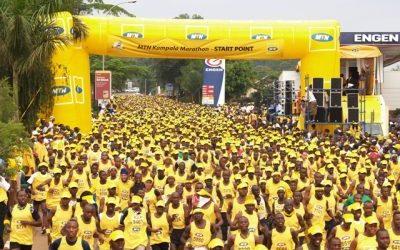 MTN Kampala Marathon 2016